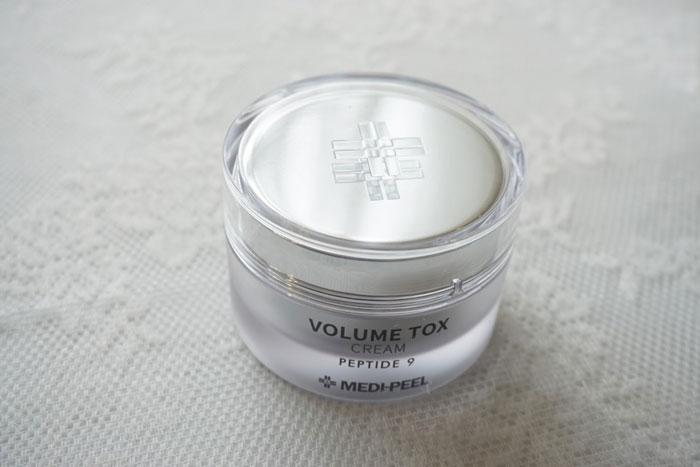 Medi-Peel Peptide 9 Volume Tox Cream Омолаживающий крем с пептидами фото 2 / Sweetness