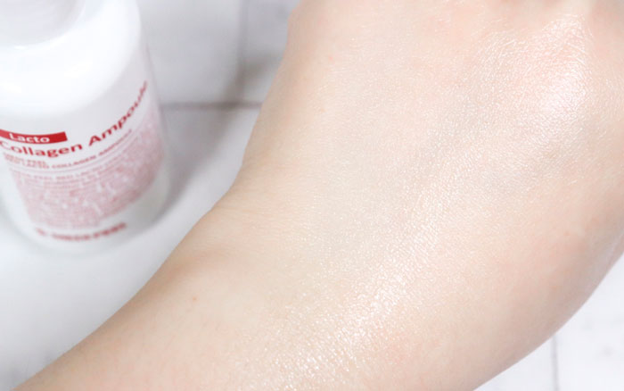 Medi-Peel Red Lacto Collagen Ampoule Сыворотка с пробиотиками и аминокислотами фото 7 / Sweetness