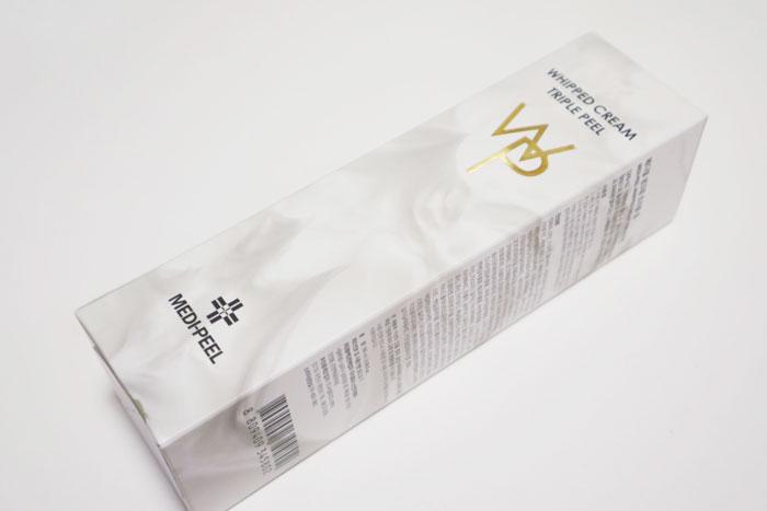 Medi-Peel Whipped Cream Triple Peel Очищающая пилинг-пенка с кислотами фото 1 / Sweetness