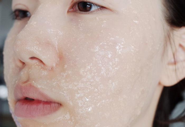 Питательная альгинатная маска для лица Missha Homemade Modeling Mask (Oatmeal) фото 10 / Sweetness