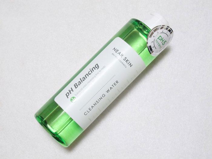Мицеллярная вода для снятия макияжа Missha Near Skin Ph Balancing Cleansing Water фото 1 / Sweetness