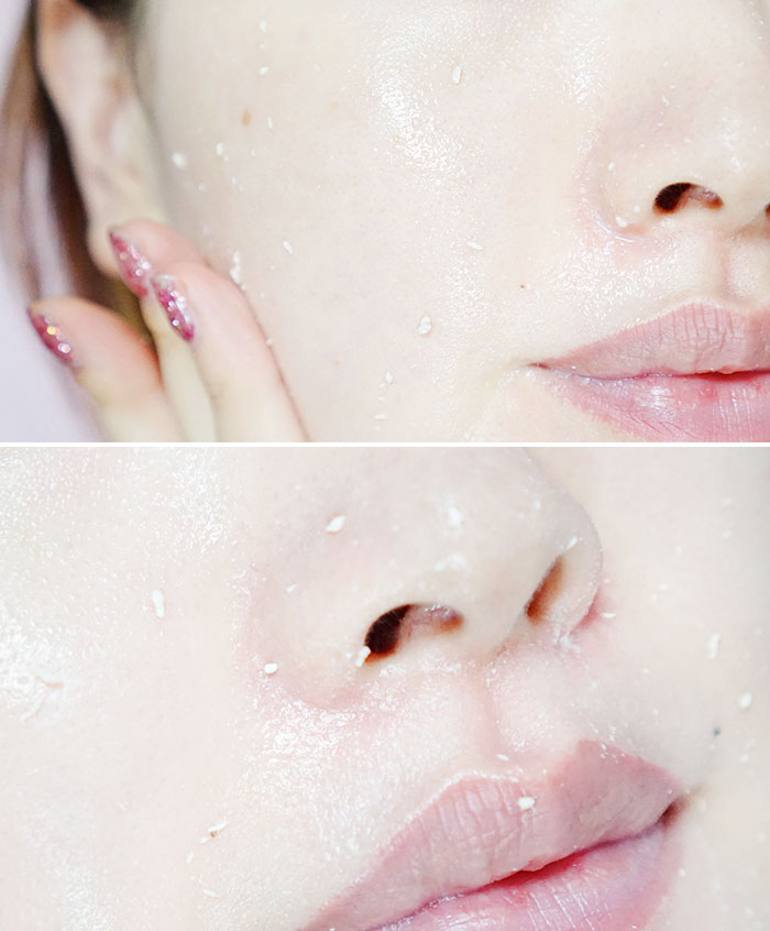 Отшелушивающий гель для лица Missha Super Aqua Mild Peeling Gel фото 6 / Sweetness