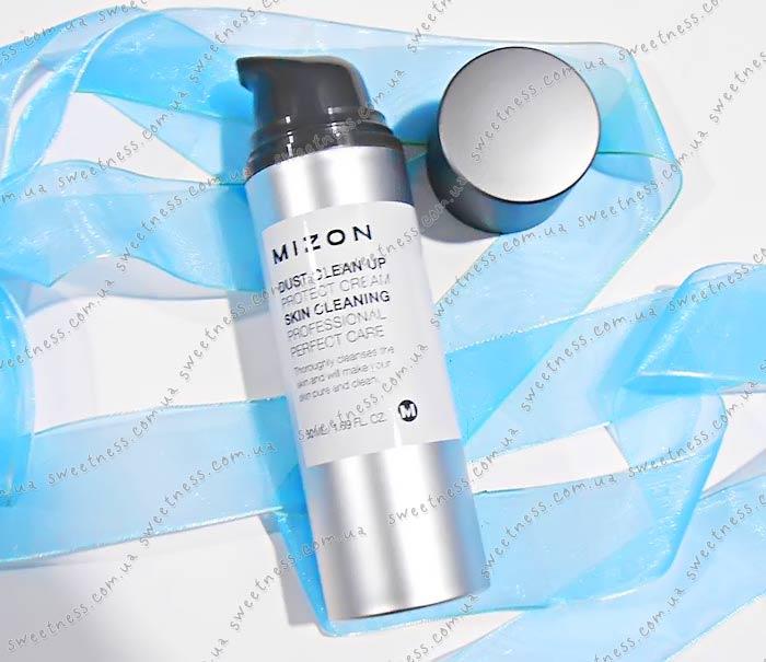 Mizon Dust Clean up Protect cream Защитный крем фото 3 | Sweetness