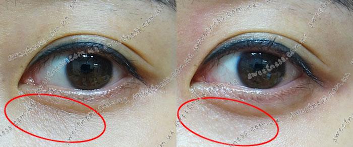 Mizon Intensive Skin Barrier Eye Roller Роллер для кожи вокруг глаз с гиалуроновой кислотой фото 6 | Sweetness