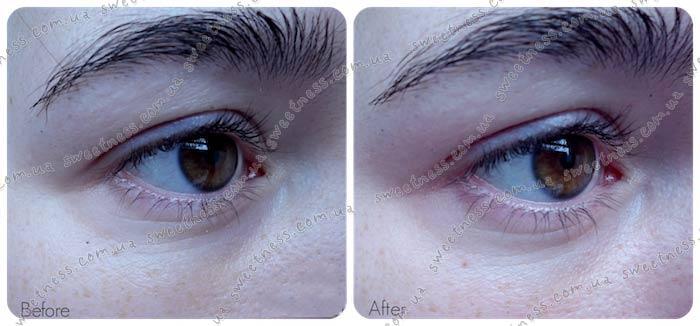 Улиточный крем под глаза Mizon Snail Repair Eye Cream фото 5 | Sweetness