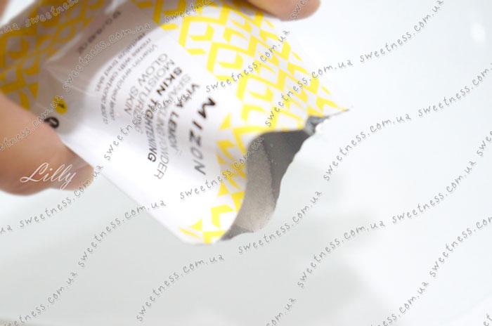 Mizon Vita Lemon Sparkling Powder Пудра для умывания фото 4 | Sweetness