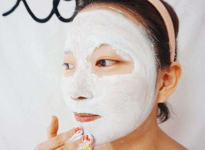 Маска для полировки кожи Nightingale One Minutes Tako Mask Polishing фото 8   Sweetness