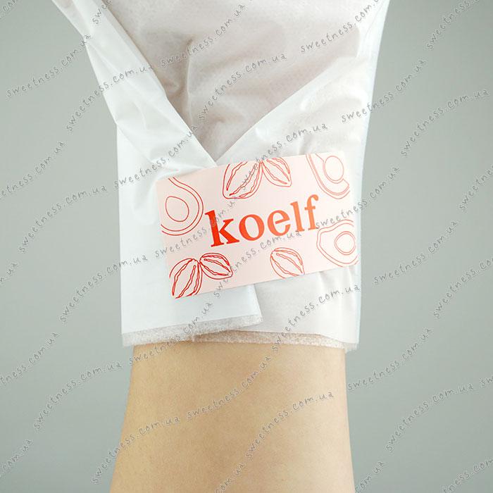 Koelf Melting Essence Hand Pack Маска для рук фото 5   Sweetness