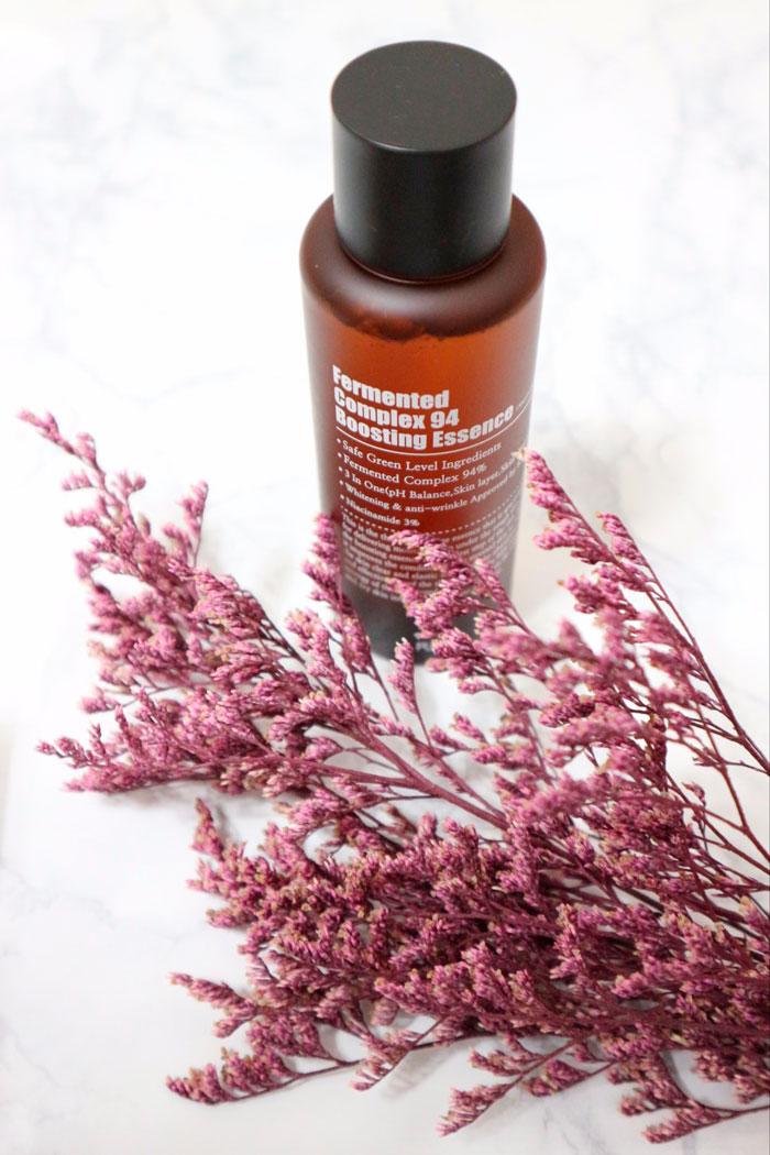 Ферментированная эссенция с ниацинамидом 3% PURITO Fermented Complex 94 Boosting Essence фото 2 / Sweetness