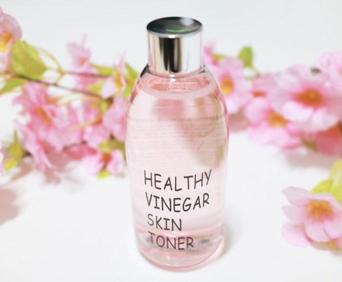 Уксусный тонер на основе ферментированного экстракта лимонника Real Skin Healthy vinegar skin toner Omija фото 1 | Sweetness