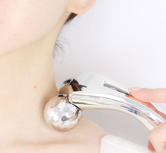 Массажный роллер для лица Secret Key Micro 3D Face Roller фото 5 | Корейская косметика Sweetness