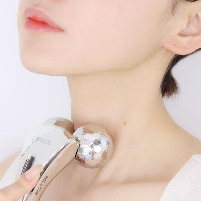 Массажный роллер для лица Secret Key Micro 3D Face Roller фото 6 | Корейская косметика Sweetness