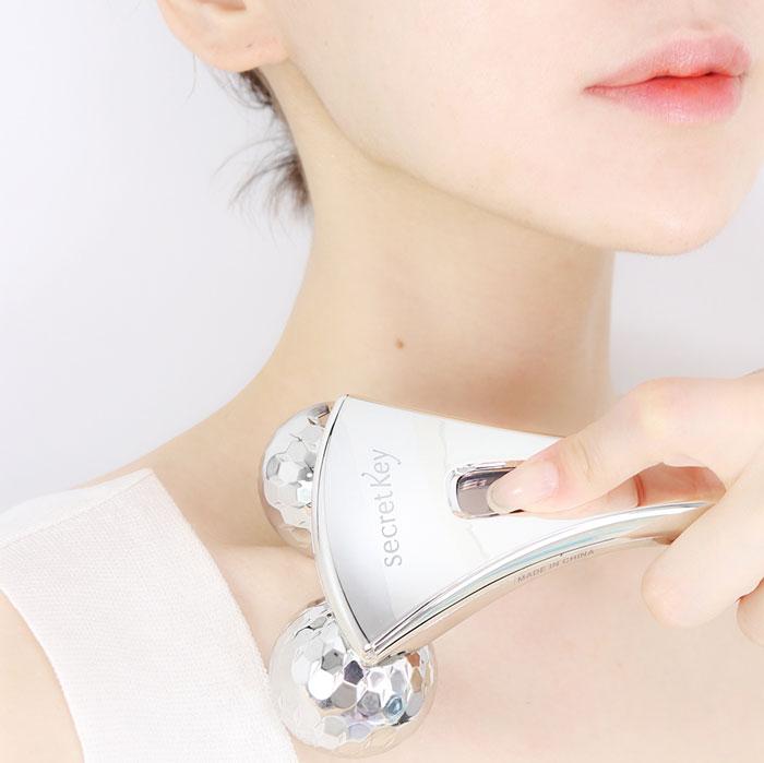 Массажный роллер для лица Secret Key Micro 3D Face Roller фото 7 | Корейская косметика Sweetness