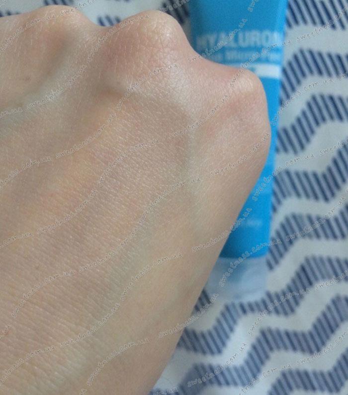 Крем с гиалуроновой кислотой Secret Key Hyaluron Aqua Micro-Peel Cream фото 5 | Sweetness
