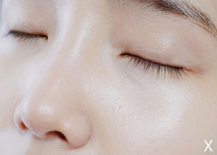 Secret Key Rose Water Oil Clear Powder Рассыпчатая пудра с розовой водой для жирной кожи фото 6 | Sweetness
