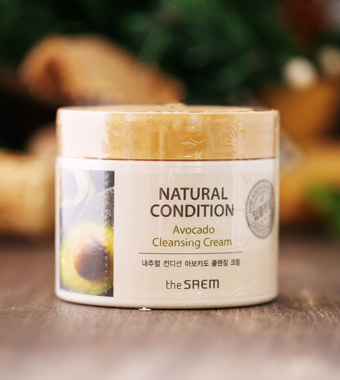 The Saem Natural Condition Avocado Cleansing Cream фото 1 | Sweetness