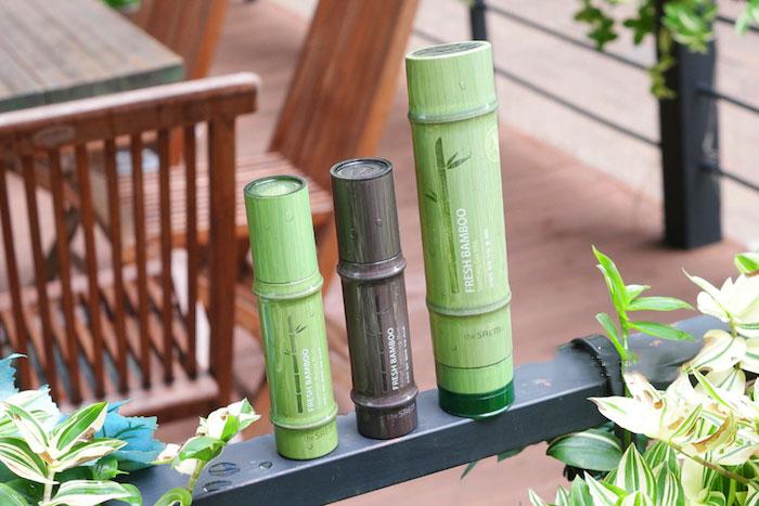 The Saem Fresh Bamboo Relief Soothing Mist Успокаивающий мист с бамбуком фото 1 | Sweetness