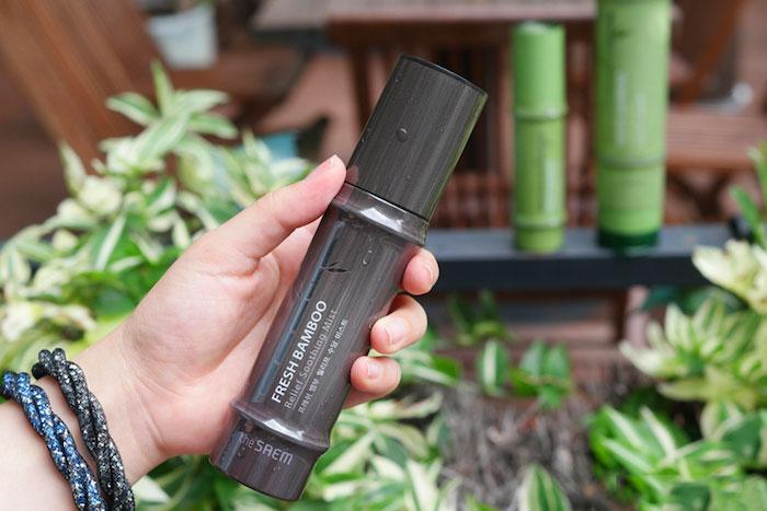 The Saem Fresh Bamboo Relief Soothing Mist Успокаивающий мист с бамбуком фото 2 | Sweetness