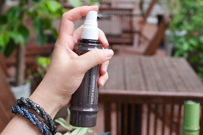 The Saem Fresh Bamboo Relief Soothing Mist Успокаивающий мист с бамбуком фото 4 | Sweetness