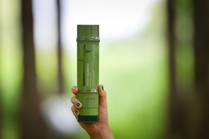 The Saem Fresh Bamboo Soothing Gel 99% Бамбуковый увлажняющий гель фото 1 | Sweetness