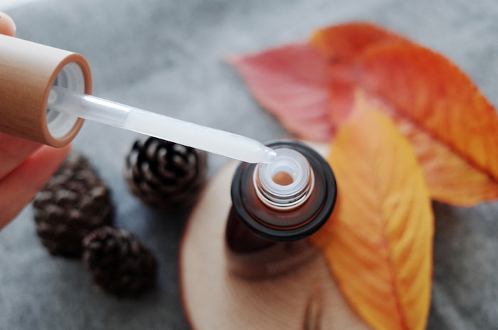 The Saem Chaga Anti-aging Serum Омолаживающая сыворотка с ферментированным экстрактом чаги фото 11 | Sweetness