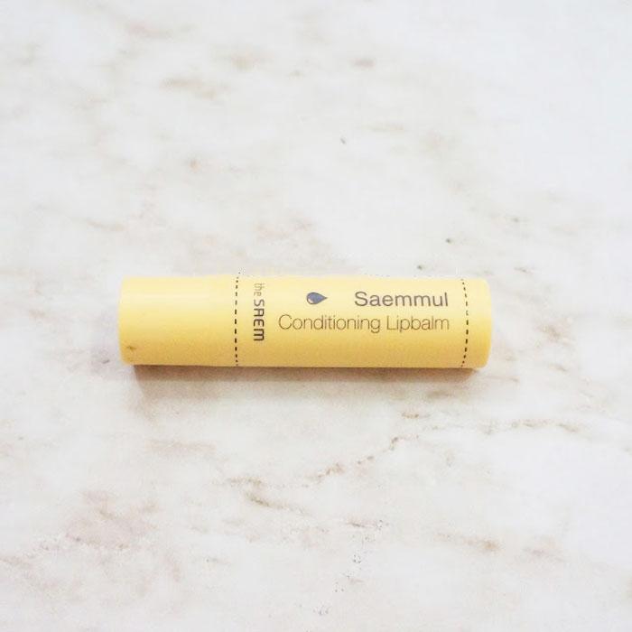 Бальзам для губ в стике The Saem Saemmul Conditioning Lipbalm фото 4 | Sweetness
