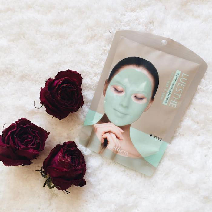 The Saem Luesthe Modeling Pot Peppermint Альгинатная маска с мятой фото 2 | Sweetness