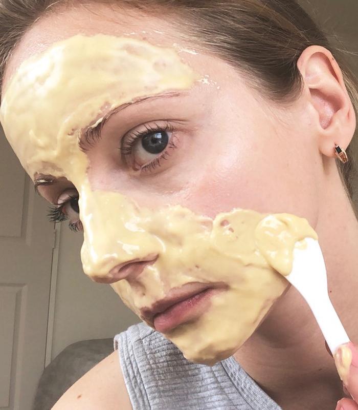 The Saem Luesthe Modeling Pot Gold Альгинатная маска с золотом фото 2 | Sweetness