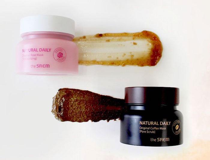 The Saem Natural Daily Original Rose Mask Увлажняющая маска с лепестками роз фото 5 | Sweetness