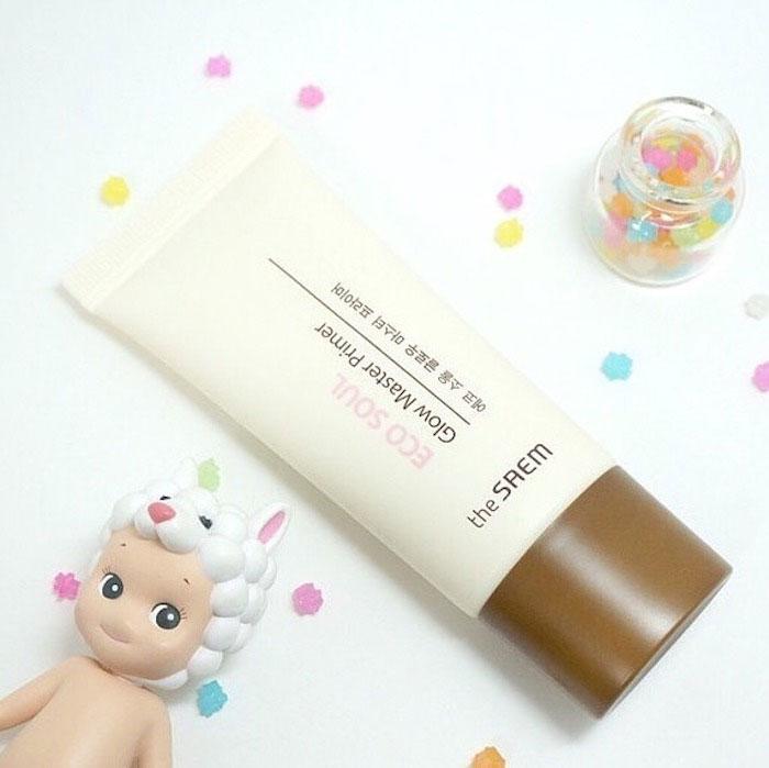The Saem Eco Soul Glow Master Primer Праймер для яркости кожи фото 1 | Sweetness