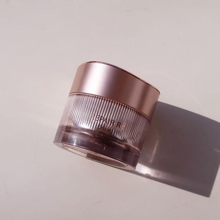 Антивозрастной пептидный безводный крем The Saem Repair Rx Cream фото 2 | Корейская косметика Sweetness