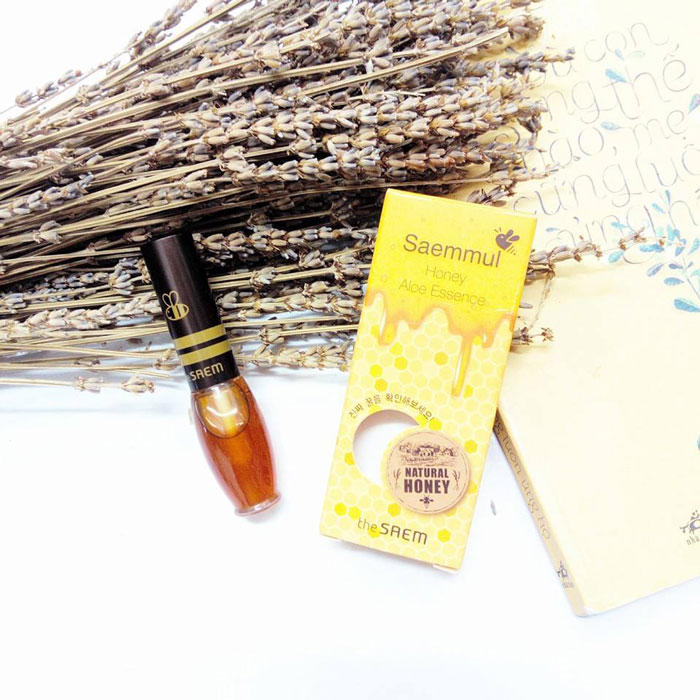 Эссенция для губ медовая The Saem Saemmul Honey Lip Essence фото 1 | Sweetness