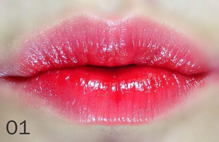 The Saem Saemmul Jelly Candy Tint Гелевый тинт для губ Конфетка фото 4 | Sweetness