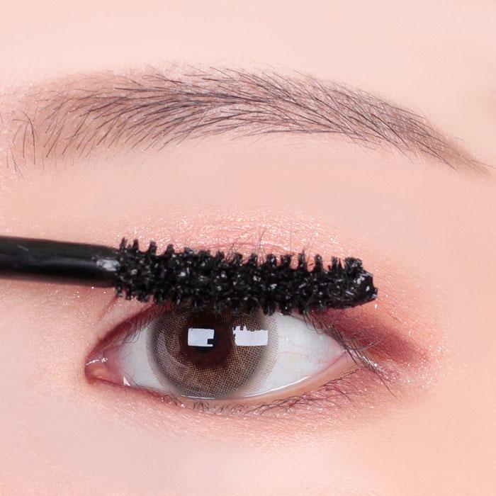 he Saem Saemmul Perfect Curling Mascara Подкручивающая тушь для ресниц со стойким и равномерным покрытием фото 2 / Sweetness