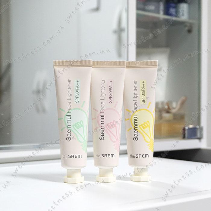 The Saem Saemmul Face Lightener SPF 30 PA++ фото 1 | Sweetness