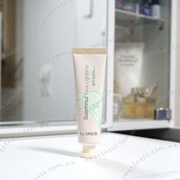 The Saem Saemmul Face Lightener SPF 30 PA++ фото 4 | Sweetness