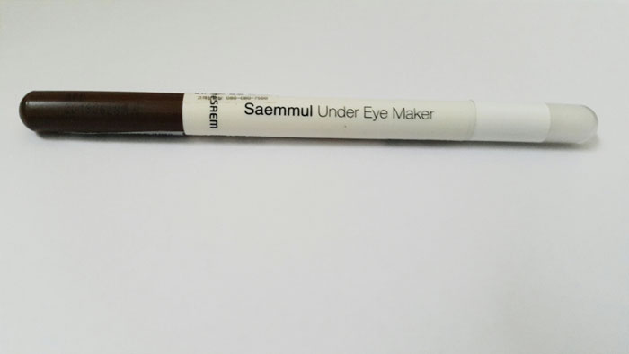 Карандаш для глаз для создания эффекта Эгьё саль The Saem Saemmul Under Eye Maker фото 1 | Sweetness