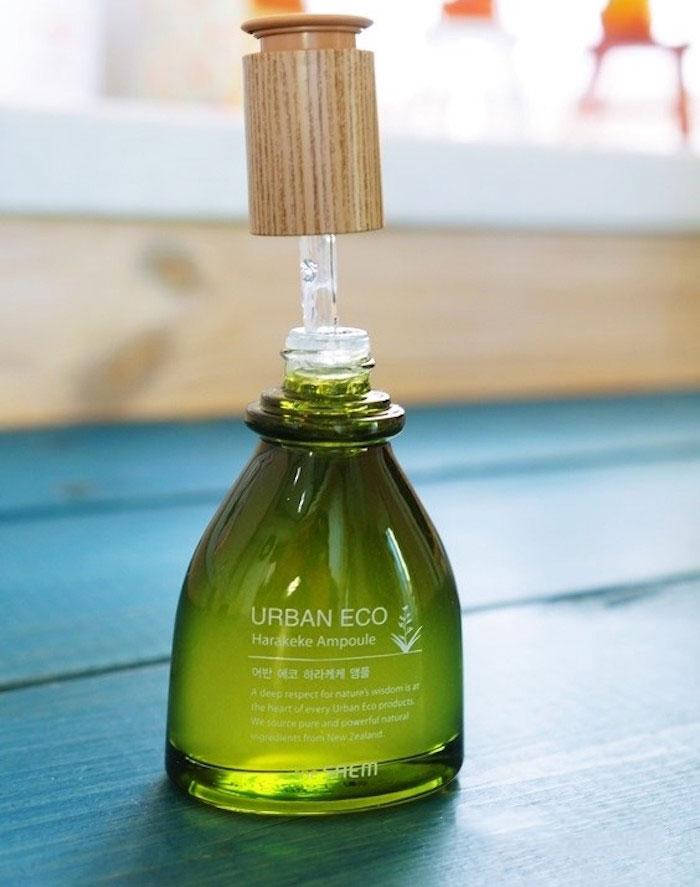 Kết quả hình ảnh cho The Saem Urban Eco Harakeke Ampoule