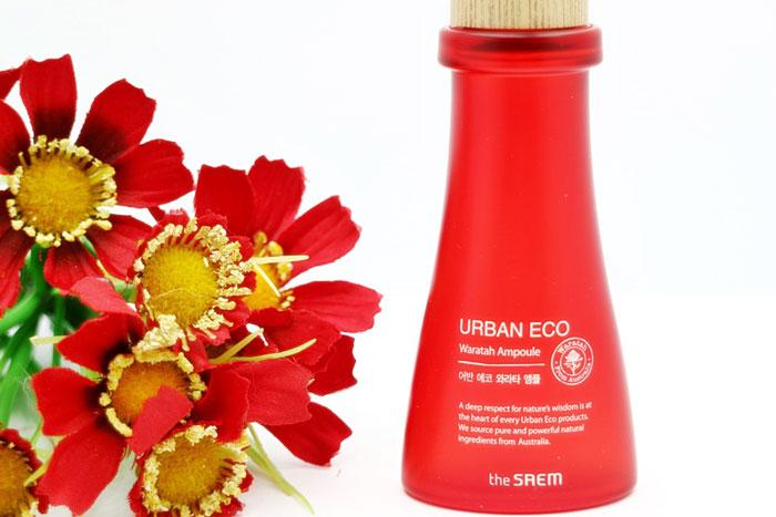 Сыворотка с экстрактом телопеи The Saem Urban Eco Waratah Ampoule фото 3 | Sweetness