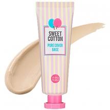 Holika Holika Sweet Cotton Pore Cover Base Скрывающая поры база под макияж